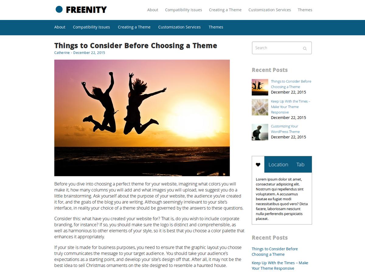 theme-homepage screenshot-1